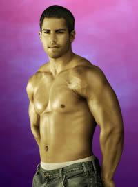 Male Stripper 21